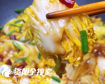 【美食教程】炒娃娃菜,好吃又不发胖的菜!