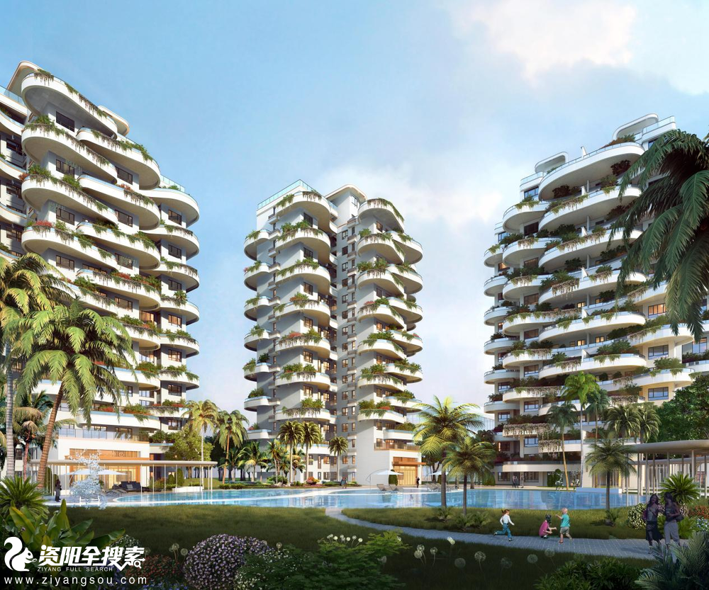 【资阳探房】沱东新区即将开盘的四大楼盘你了解了吗?