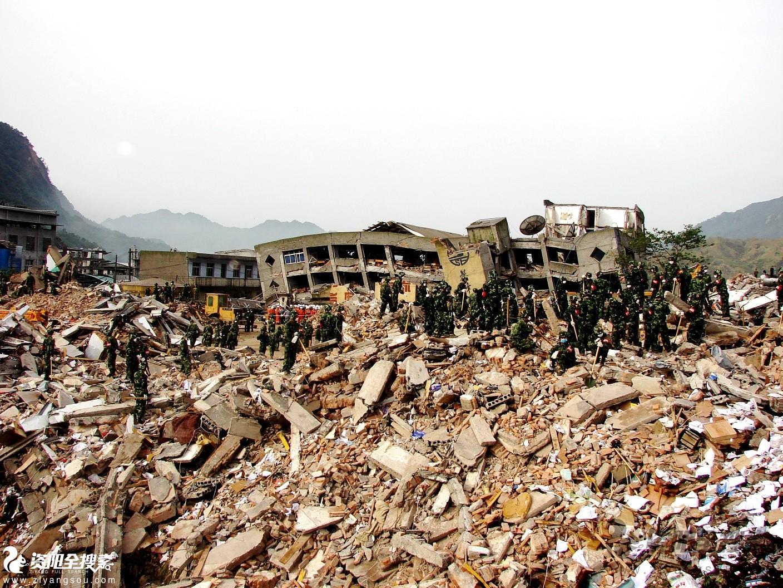 【天天龙门阵】你还记得08年5.12地震时,你在做什么吗?